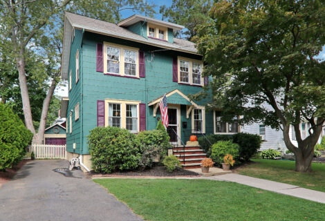 28 Hillcrest Avenue, Cranford <br /> Sold $437,000